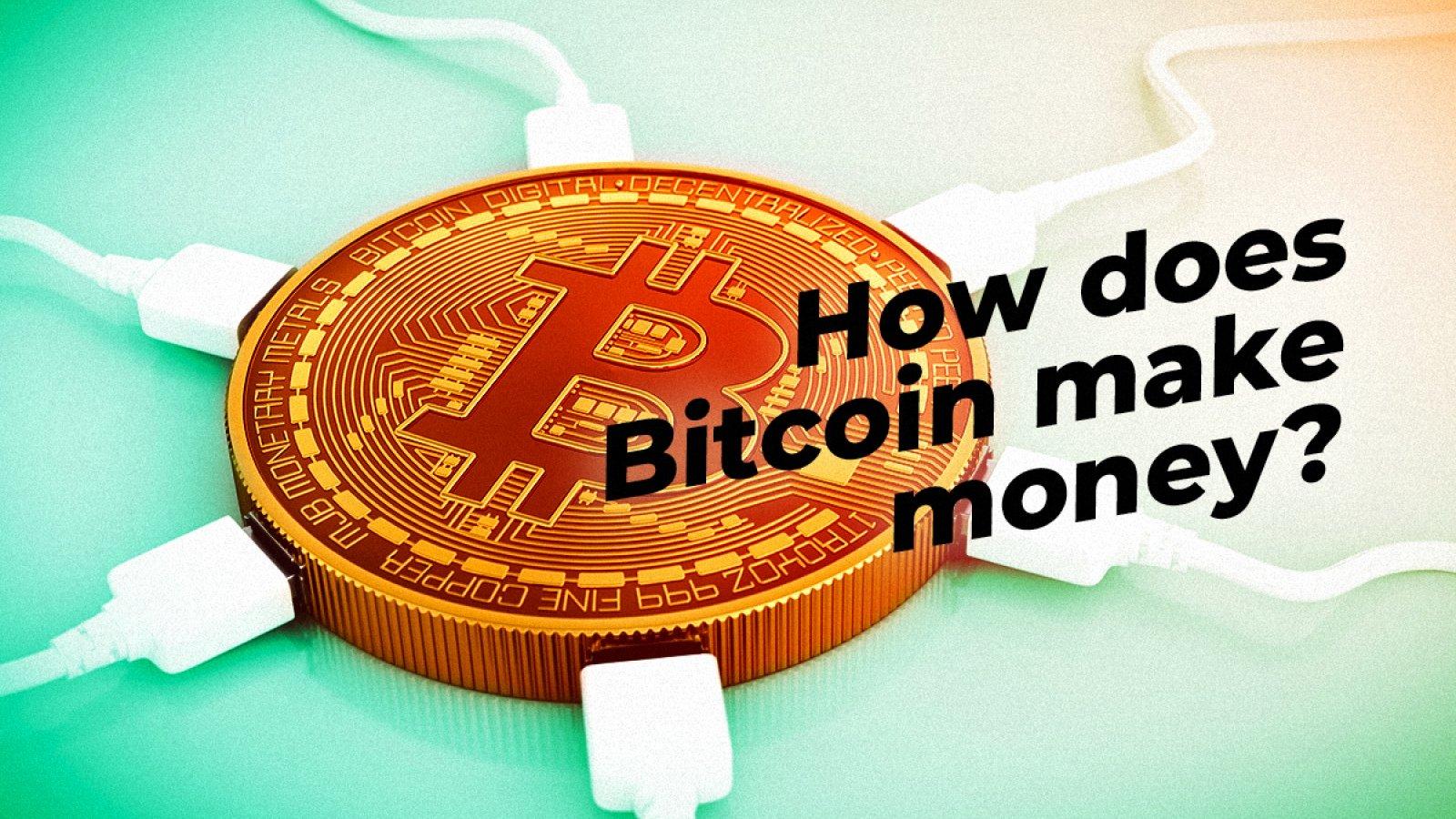 can you make money through bitcoin